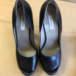 Marc Jacobs Peep Toe Heels Size 9.5